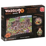 Puzzle  Jumbo-19123 Wasgij Back to... 2 - A 14th Century Castle!