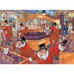Puzzle  Jumbo-19127 Wasgij Mystery 12: The Unusual Suspects!