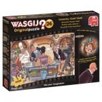 Puzzle  Jumbo-19150 Wasgij Original 26 - Celebrity Chief Chef