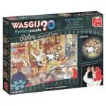 Puzzle  Jumbo-19154 Wasgij Mystery 2 - Stop the Clock!
