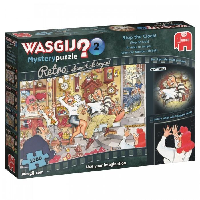 Wasgij Mystery 2 - Stop the Clock!