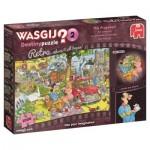 Puzzle  Jumbo-19155 Wasgij Destiny Retro 2 - The Proposal!