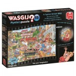 Puzzle  Jumbo-19163 Wasgij Mystery 15 - A Typical British BBQ!