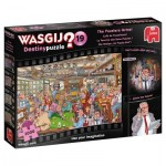 Jumbo-19166 Wasgij Destiny 19 - The Puzzlers Arms
