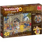 Puzzle  Jumbo-19176 Wasgij Retro Original 4 - A Day to Remember
