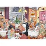 Puzzle  Jumbo-19177 Wasgij Retro Mystery 4 - Live Entertainment