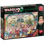 Jumbo-19183 2 Puzzles - Wasgij Christmas 16 - Christmas Show!