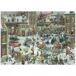 Puzzle  Jumbo-20020 XXL Pieces - Jan Van Haasteren - Christmas