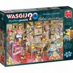 Puzzle  Jumbo-25009 Wasgij Retro Mystery 5
