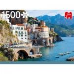 Puzzle   Amalfi Coast, Italy