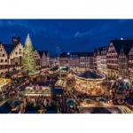 Puzzle   Christmas Market in Frankfurt