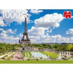 Puzzle   Eiffel Tower in Summer