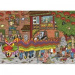 Puzzle   Jan van Haasteren - Chinese New Year