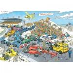 Puzzle   Jan Van Haasteren - Formula 1