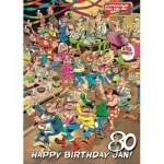 Puzzle   Jan Van Haasteren - Happy Birthday Jan!