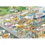 Puzzle   Jan Van Haasteren - The Locks