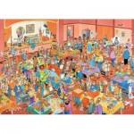 Puzzle   Jan Van Haasteren - The Magic Fair