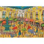 Puzzle   Plaça Reial, Barcelona