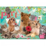 Puzzle   Studio Pets - Happy Birthday