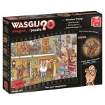Puzzle   Wasgij 3 - Slumber Party!