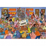 Puzzle   Wasgij Mystery 19