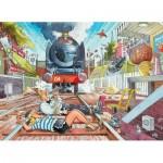 Puzzle   Wasgij Retro Mystery 1 - The Wasgij Express