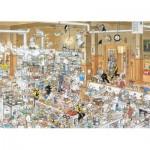 Puzzle   XXL Pieces - Jan Van Haasteren - The Kitchen
