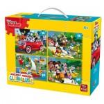 4 Puzzles - Disney Junior