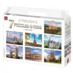 7 Puzzles - 7 Wonders of Europe