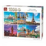 Puzzle   Collage - City's