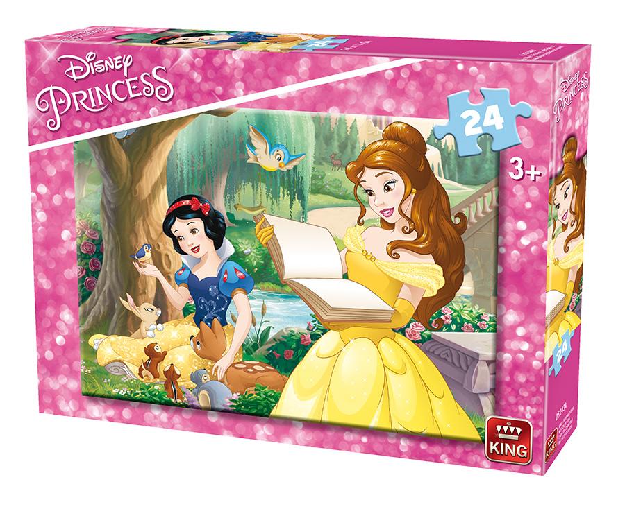 Puzzle Disney Princess King Puzzle 05243 A 24 Pieces