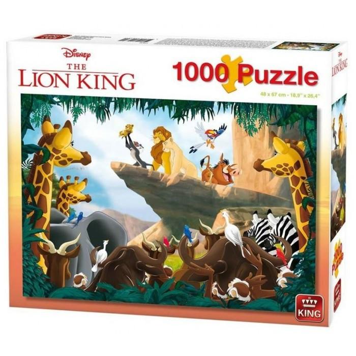 Disney - The Lion King Puzzle 1000 pieces