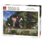 Puzzle   Dominic Davison - Roses House