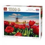 Puzzle   Dutch Windmills