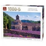 Puzzle   Notre-Dame de Sénanque, France