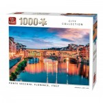 Puzzle   Ponte Vecchio Florence Italy
