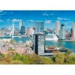 Puzzle   Skyline Rotterdam
