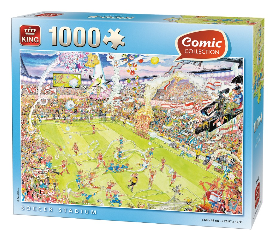 Cobble Hill Yellow Jigsaw Puzzle STAUM 1000 Piece