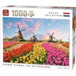 Puzzle  King-Puzzle- Zaanse Schans The Nederlands