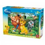 Puzzle  King-Puzzle-04713-B The Lion King