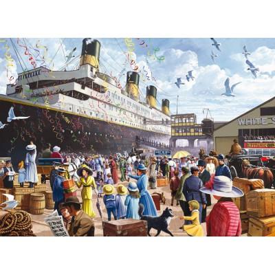 Puzzle King-Puzzle-05134 Titanic