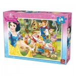 Puzzle  King-Puzzle-05242-A Snow White and the Seven Dwarfs