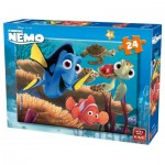 Puzzle  king-Puzzle-05246-B Finding Nemo