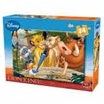 Puzzle  King-Puzzle-05247A The Lion Guard