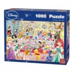 Puzzle  King-Puzzle-05264 Disney - Happy Birthday