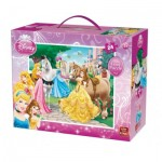 King-Puzzle-05271 Floor Puzzle - Disney Princess