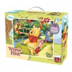 King-Puzzle-05274 Floor Puzzle - Winnie the Pooh