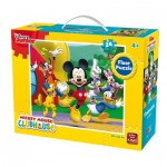King-Puzzle-05275 Floor Puzzle - Mickey