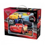 King-Puzzle-05276 Floor Puzzle - Cars 3