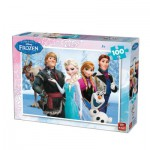 Puzzle  King-Puzzle-05293-A The Snow Queen